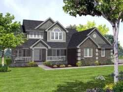 Country House Plan 3 Bedrooms 2 Bath 2150 Sq Ft Plan 15 881