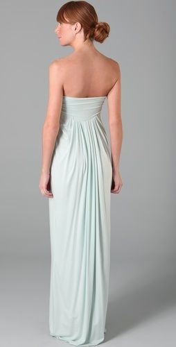 Love this dress for my bridesmaids. What do you think? @Tiffany Selke