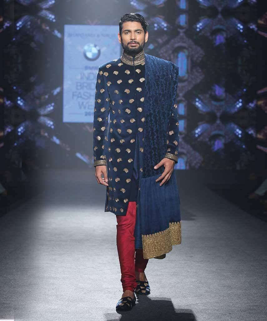 Shantanu & Nikhil. BMW IBFW 15\'. Indian Couture. | Shantanu ...