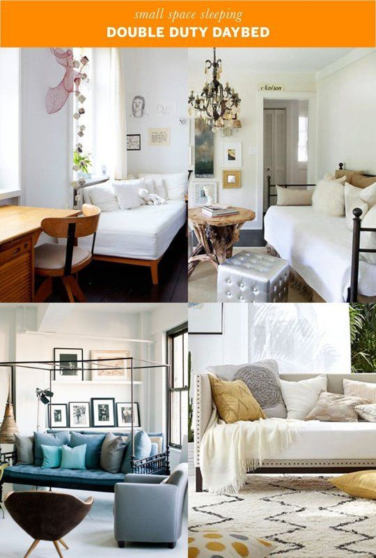 Small Space Sleeping Solutions Small Spaces Small Space Living