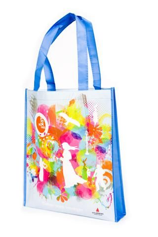 ff47be9ffe6 Laminated non-woven bags are excellent for colour printing and integrating  into marketing campaigns
