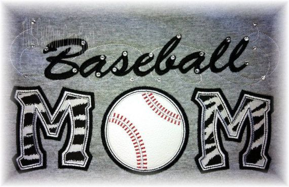 Show your school spirit with your own personal custom embroidered baseball or softball mom Available in sizes Youth Sm- adult 3xlg. Please contact seller for different shirt, fabric and thread color availability, as well as other optional sizes if you would like to order something other than what is pictured. Seller has the option to change fabric from what is listed due to availability.  When placing an order, please include the following in the Special Notes section:  1. Shirt Size…