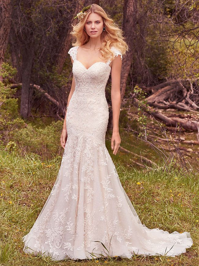 Astra Bridal Maggie Sottero Larissa | 2017 Latest Gowns | Pinterest
