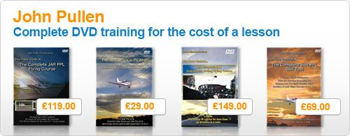 John Pullen - Complete DVD training for the cost of a lesson