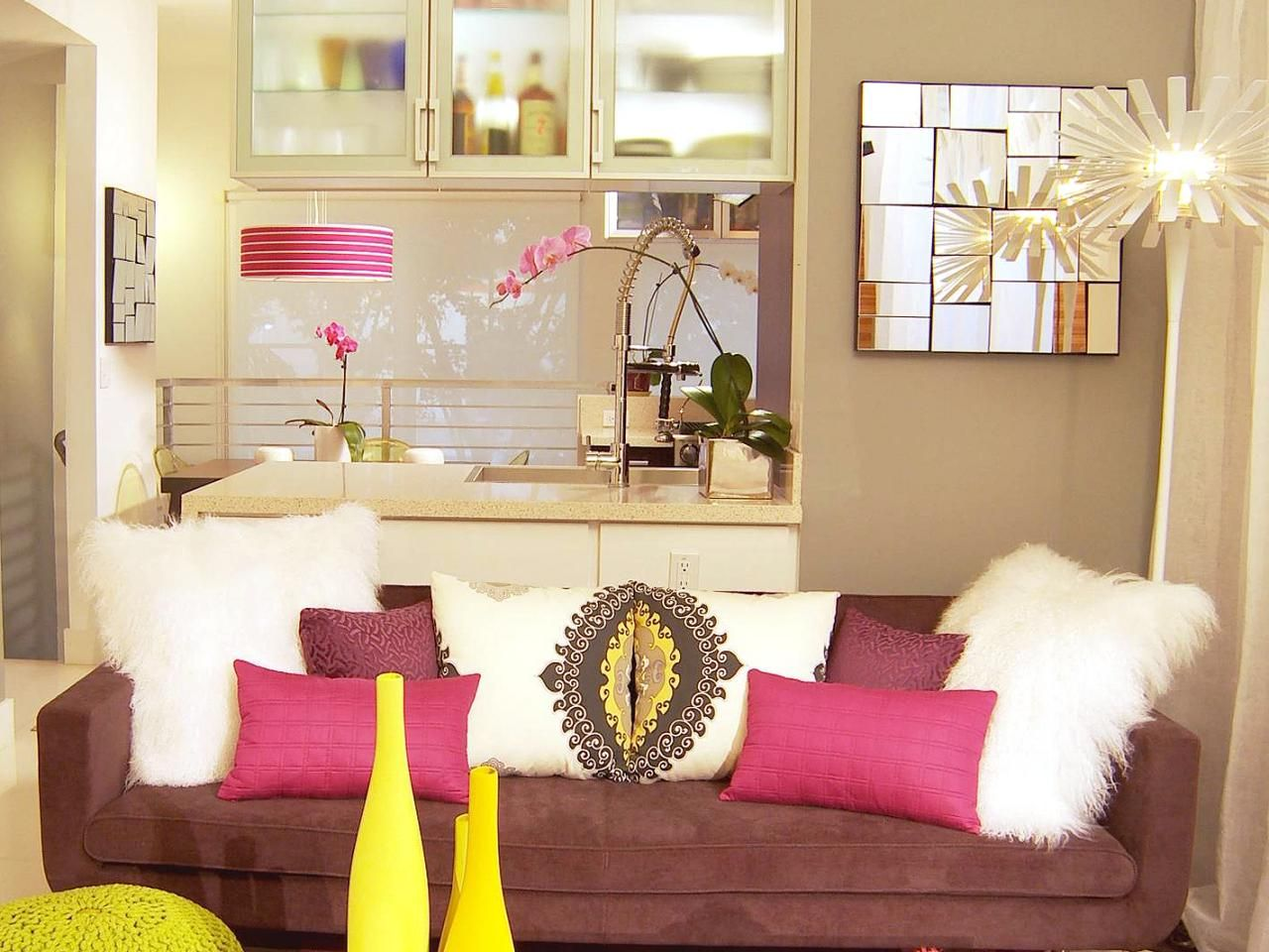 Decorating with Pillows Home Decor Accessories
