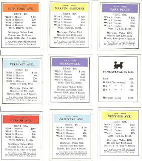 photograph relating to Monopoly Cards Printable identify Absolutely free Classic Electronic STaMPS**: Free of charge Basic Ephemera