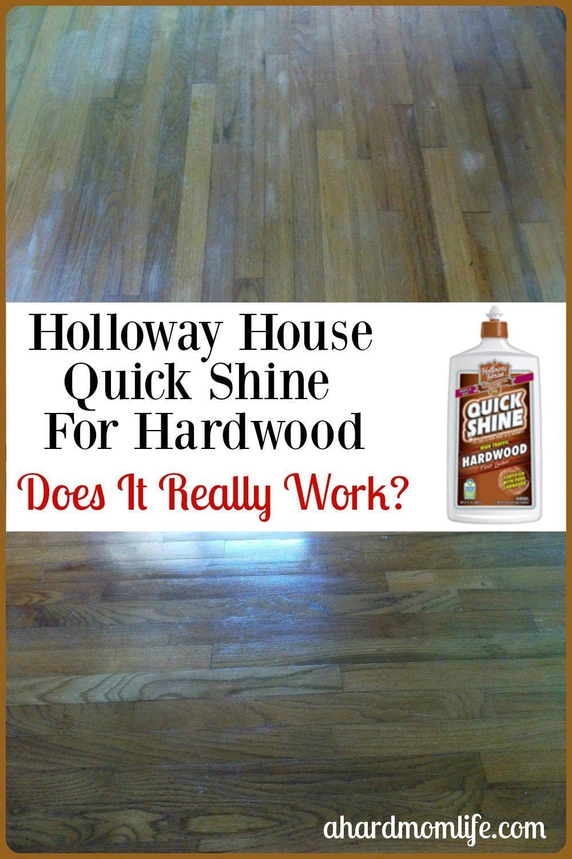 Holloway House Quick Shine HighTraffic for Hardwood