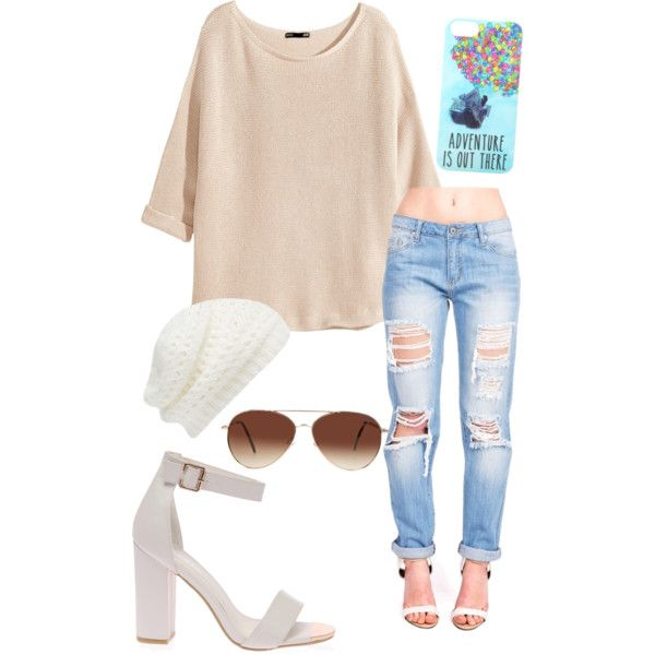 Untitled #434 by marninaj on Polyvore featuring polyvore, fashion, style, H&M, Eloquii, Forever New and Disney