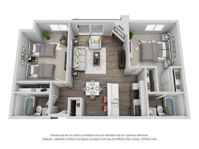 The Plaza Apartments At 10983 Wellworth Avenue 972 Sims House Sims House Design Apartment Layout