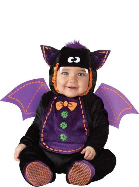 Baby Lil\u0027 Batty Bat Costume - Party City Halloween Pinterest - party city store costumes
