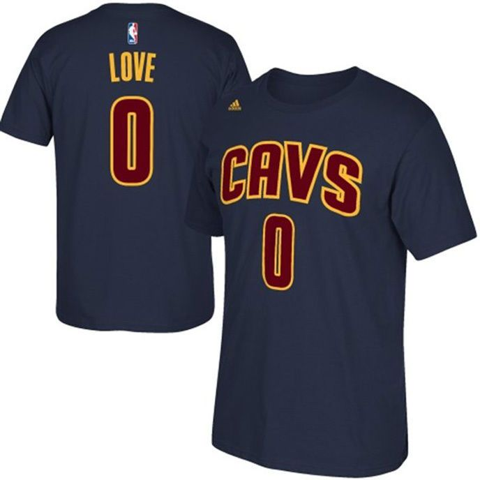 on sale d2d0b bf46e Just $19.99 !! Kevin Love #0 Cleveland Cavaliers T-Shirt ...