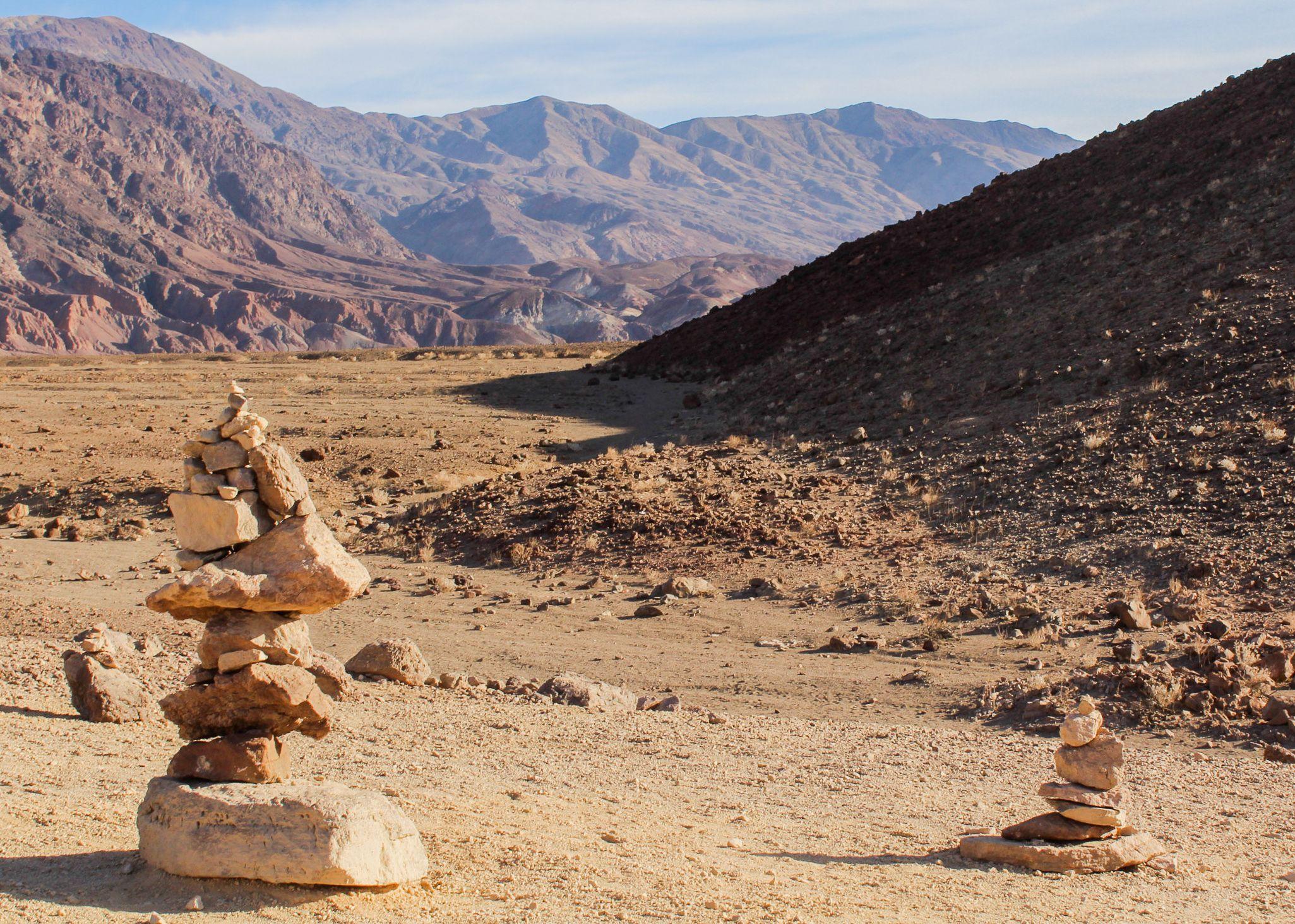 Stacked Desert Rocks Landscape Print Desert Mountains Etsy Landscape Prints Landscape Landscaping With Rocks