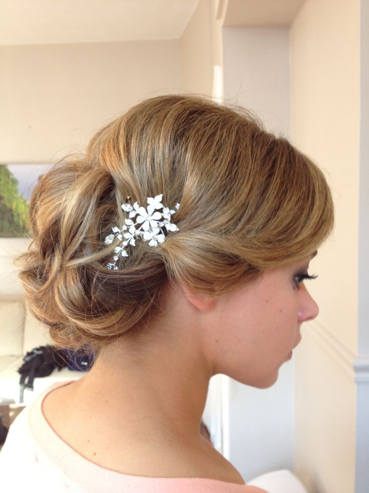 Image Result For Soft Romantic Updo Prom Hair 2017 Pinterest