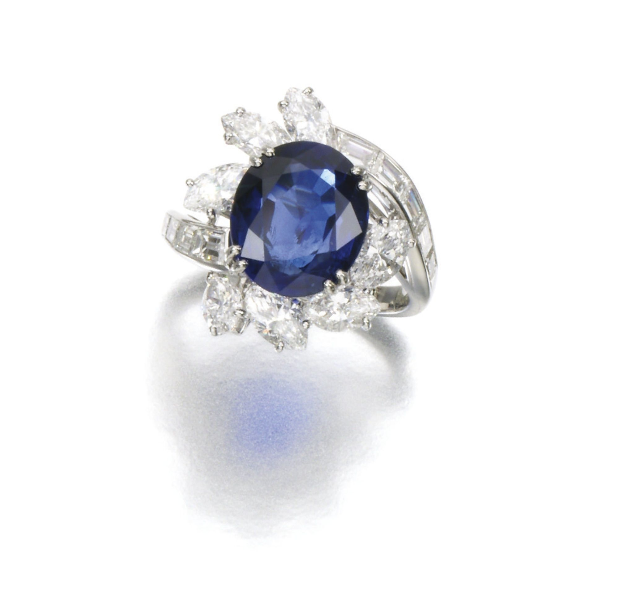 carat sapphire ring with octagonal marquise harry unique diamond alternative elegant a of com weddings an by set and winston