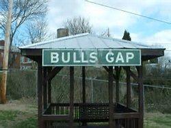 Bulls gap topix