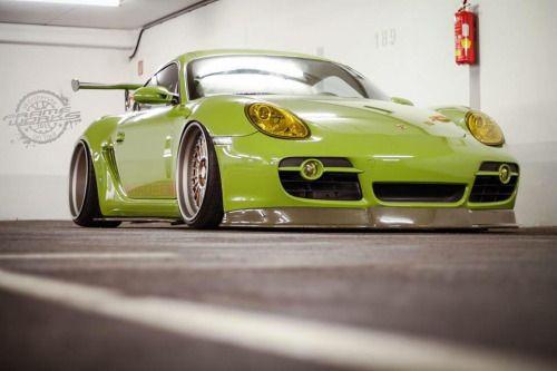 Porsche Cayman - TunedAndRaceCars
