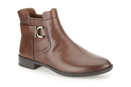 Clarks Mint Jam GTX Ankle Boots Color Brown  Women