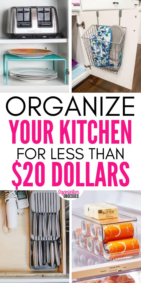 500 Organization Kitchen Ideas In 2020 Kitchen Organization Organization Hacks Organization