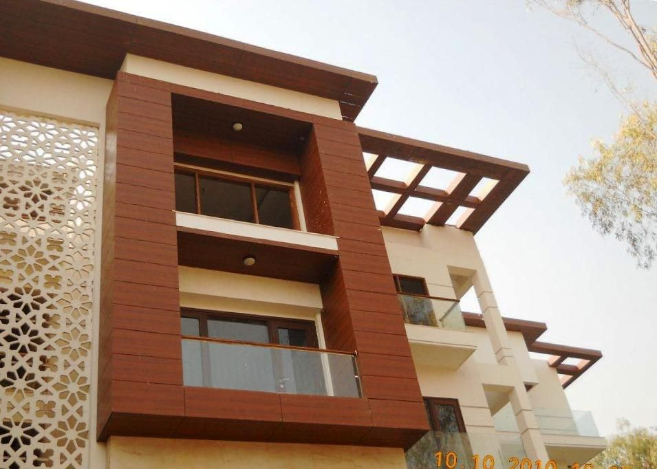 Balcony Wall Cladding Ideas 2