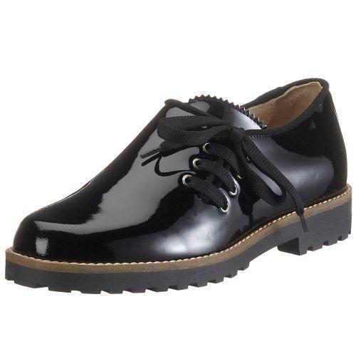 Diavolezza - Chaussures En Cuir Pour Les Femmes, Noir, 43