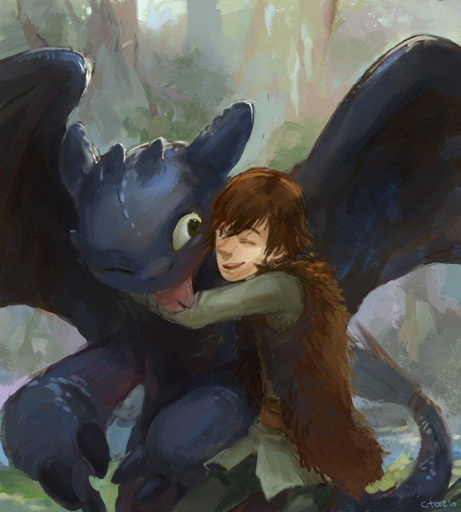 Originally found on the How to Train Your Dragon facebook page.