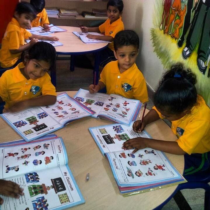 Typical busy day @ office #preschool #kindergarten # ...