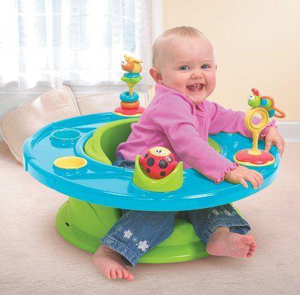 Summer Infant Deluxe Superseat Wild Safari Summer Toys