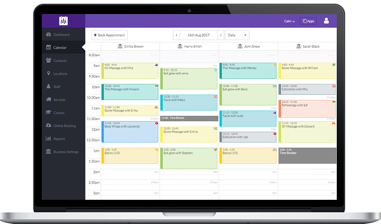 Medical Appointment Scheduling Software Scheduling
