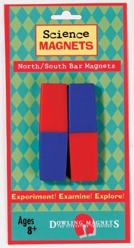 Dowling Magnets North South Bar Magnet See This Awesome Image Magnetic Bar Magnets Science Magnet Experiments
