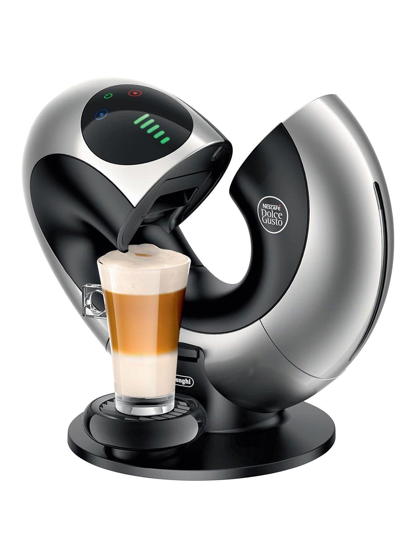 Nescafe Dolce Gusto Delonghi Edg736s Eclipse Coffee Machine