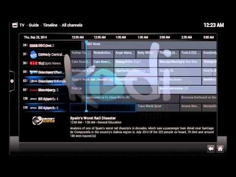How To Add The Fully Working TV Guide To KODI (EPG) - YouTube | Kodi