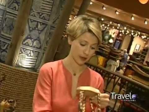 Great Hotels With Samantha Brown Disney S Animal Kingdom Lodge I Miss This Show And The Real Travel Channel