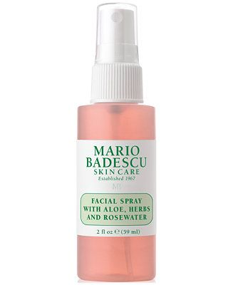 Mario Badescu Facial Spray With Aloe, He - Makeup Products
