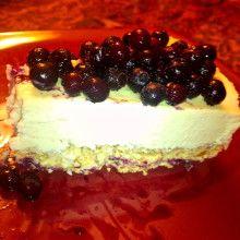 Raw food dairy free, gluten free Cheesecake   Menomission Blog