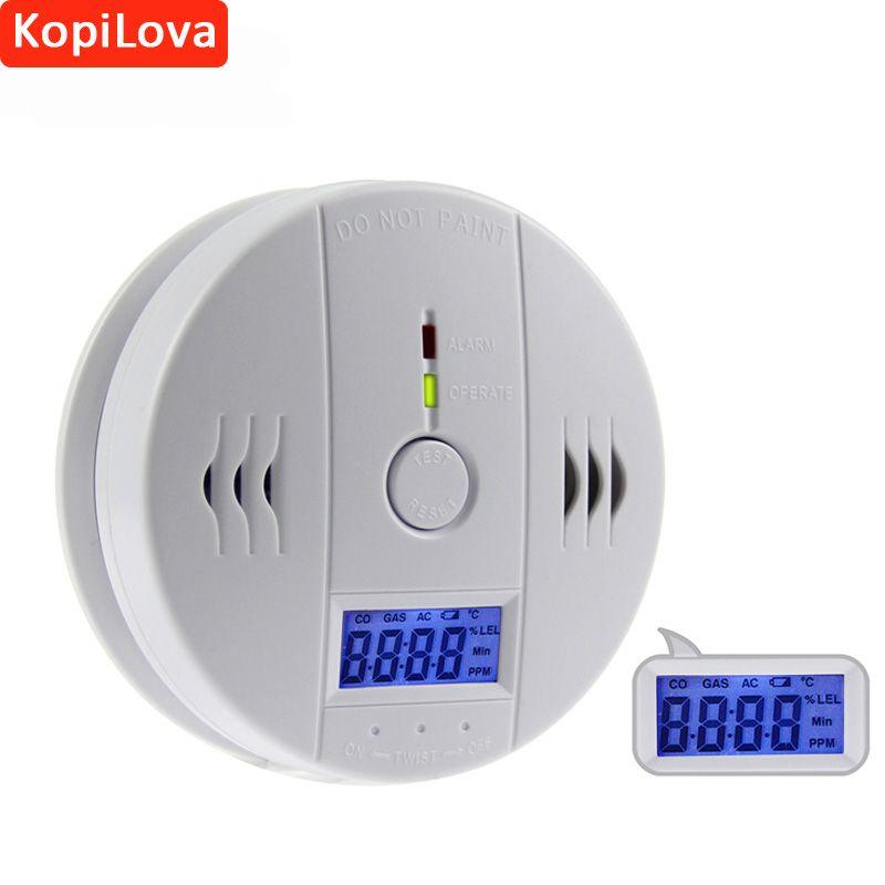 Carbon Monoxide Detectors Daytech Carbon Monoxide Detector Sensor Alert Co Alarm Detector With Led Digital Display Led Flash Indicator Co Gas Carbon Alarm