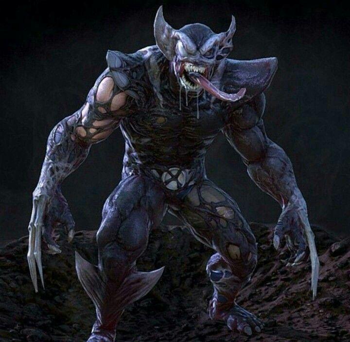 Oltre fantastiche idee riguardo venom wolverine su