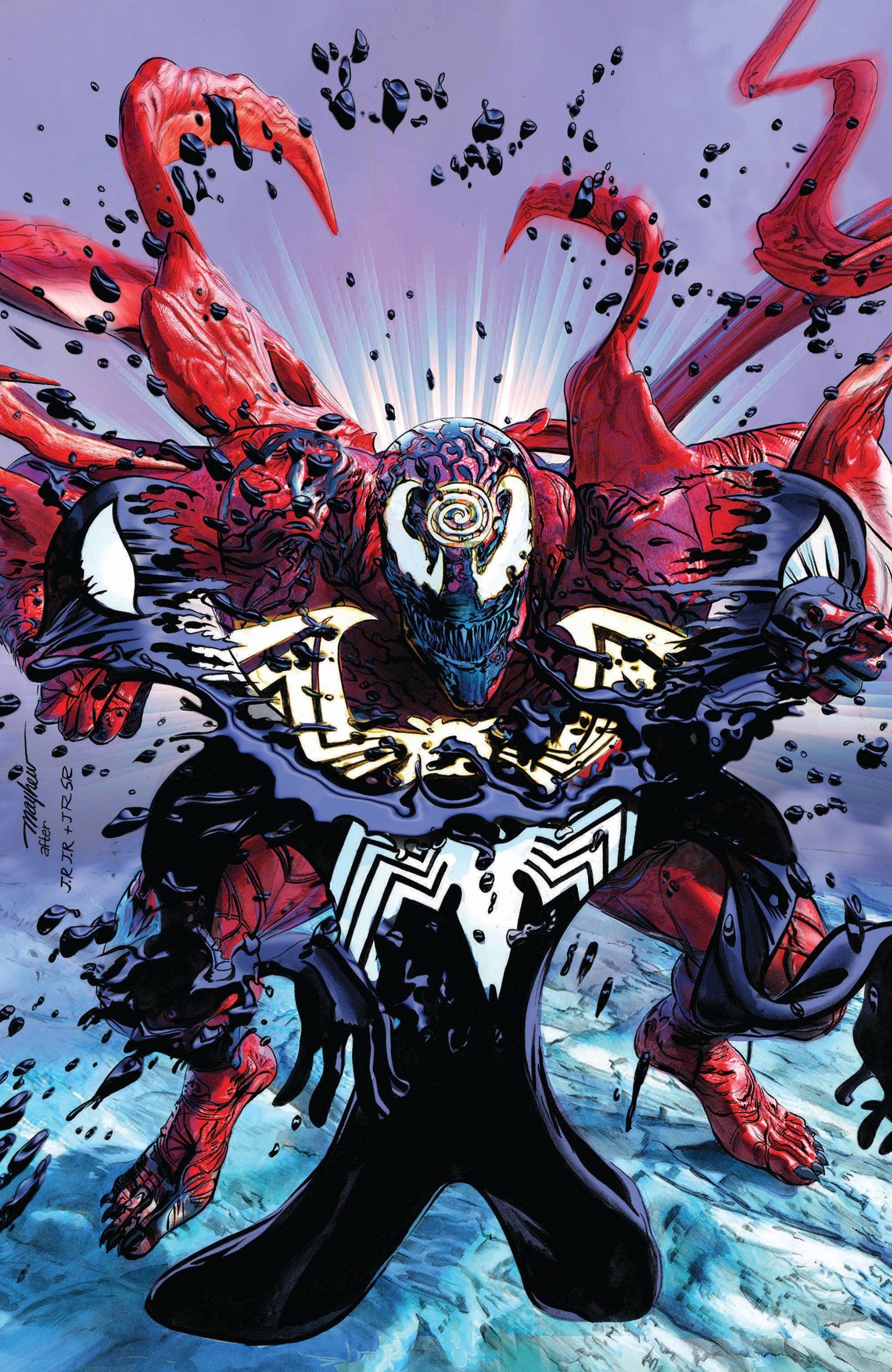 Marvel Comics  Comic Book Artwork • Absolute Carnage