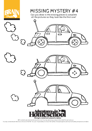 A printable worksheet to help kids with dyslexia or ADHD