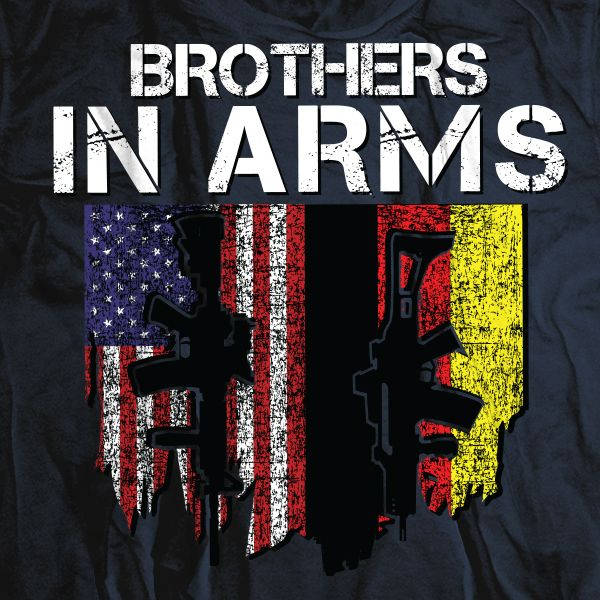 Brother's In Arms Germany Pre-Order Specials - Nine Line Apparel 2