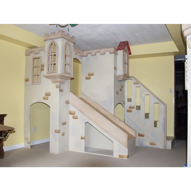 Girls Indoor Playhouses | Custom Indoor Playhouses for Kids by ...