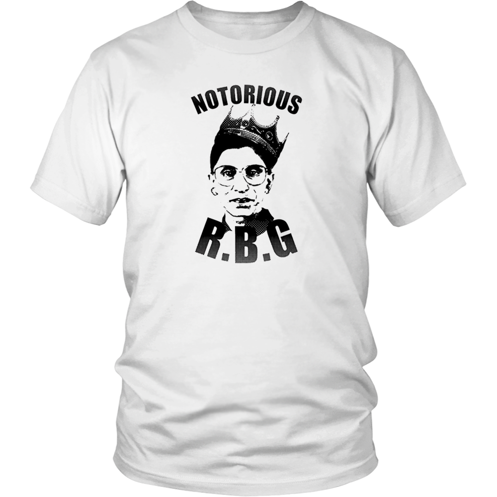 Political Shirt, Funny Custom T-Shirt, RBG Shirt