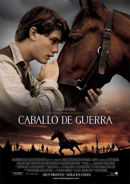 Una Bella Y Tierna Historia En Un Contexto Terrible Horse Movies War Horse War Horse Movie