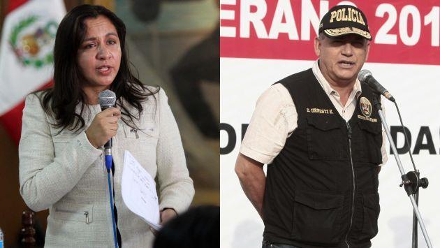 Daniel Urresti: Marisol Espinoza condenó tuits ofensivos contra Pilar Nores