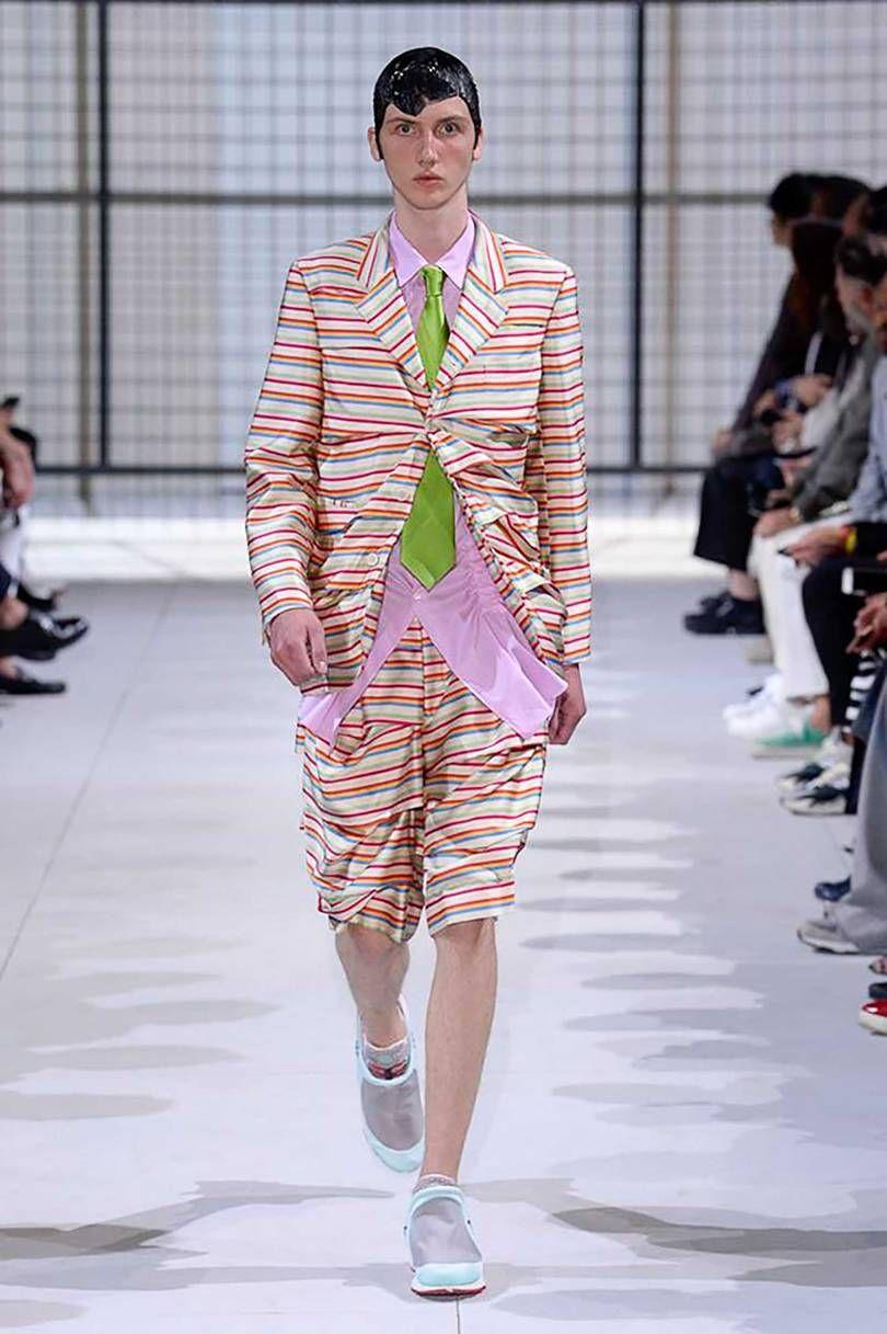 Comme Des Garcons Homme Plus Spring/Summer 2019 Menswear