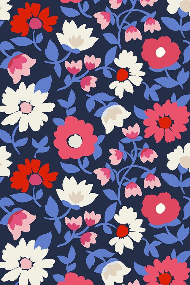 kate spade new york | Kate spade wallpaper, Flower iphone ...