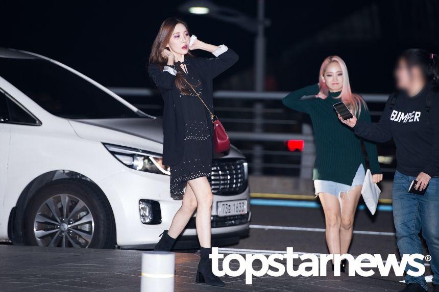 [UHD포토] 원더걸스(WonderGirls) 선미 밤을 밝히는 미모 #topstarnews