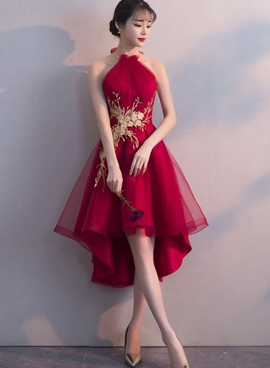 12+ Red high low dress ideas information