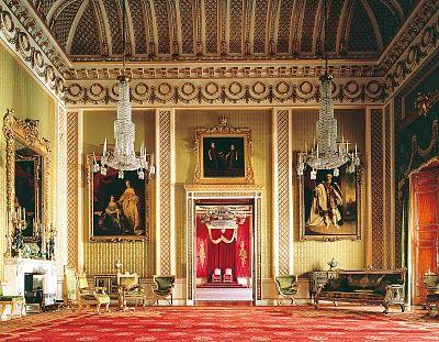 Palácios Presidênciais e Reais -IV Palácio de Buckingham