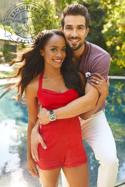 Interracial bachelorette