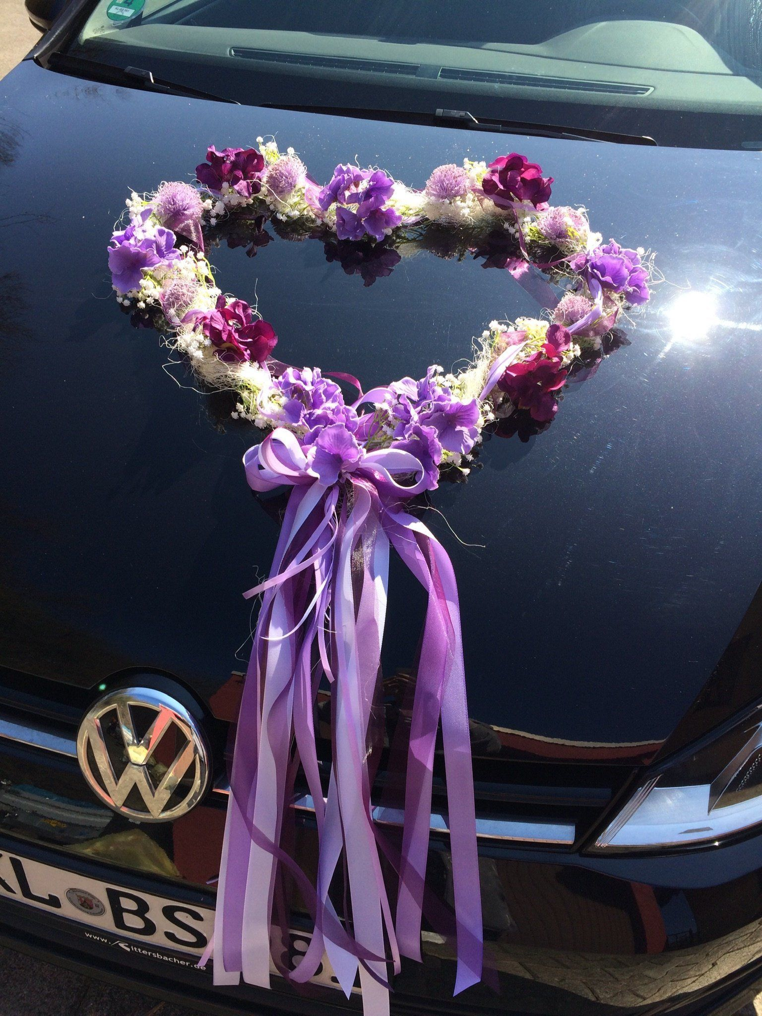Pin Von Magalie Leger Auf Carriages And Cars Flower Decor